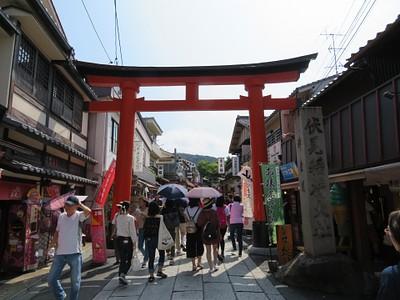 מקדש Fushimi Inari