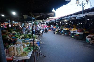 אחד השווקים בהו יאן