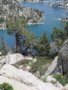 האגמים שליד בלנק
