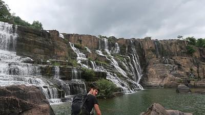 מפל Pongour