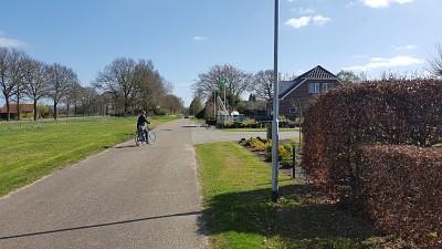 יציאה לטיול אופניים מכפר הבקתות exloo