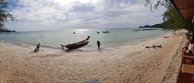 Ko Tao החוף המרכזי