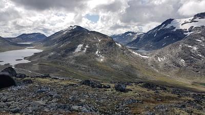 הנוף מפסגת ההר