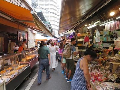 שוק הדגים בטוקיו