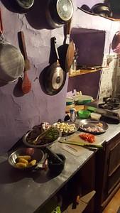 שיעור בישול בטרימורטי