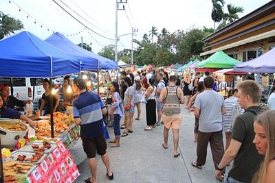 השוק סופש בכפר הדייגים עוד ביום