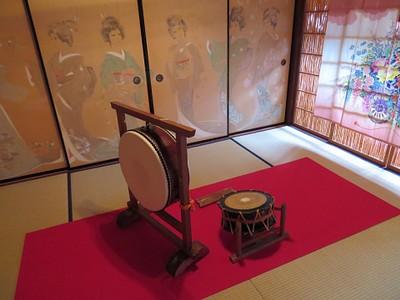בית התה ברובע הגיישות Higashi Chaya