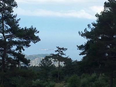 נוף לים התיכון