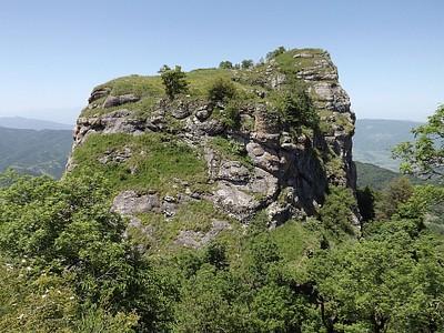 מצודת קצ'ר'קאברד (מצודת העורבים)