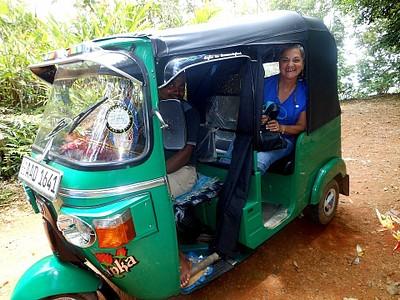 מונית טוקטוק