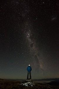ולשמים מלאי כוכבים...