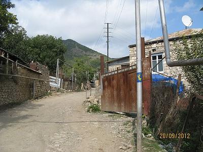 הכפר אזוך