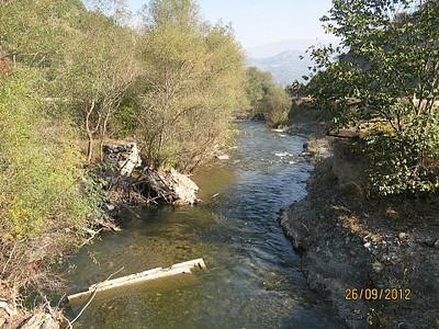 נהר תותחון