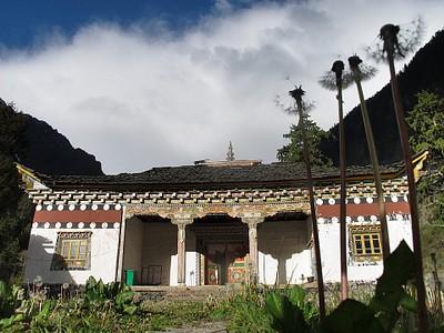 המנזר ביובנג תחתון