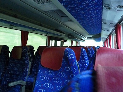 אוטובוס פרטי.