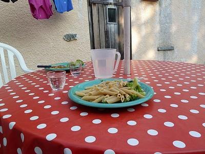 תוצאה של הארוחה עם ניקולאי.