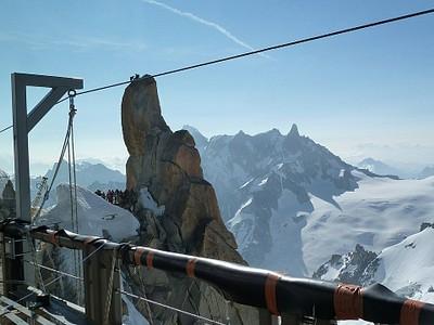 מ-Aiguille du Midi #2