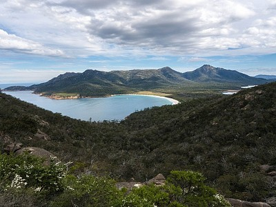 Wineglass Bay.
