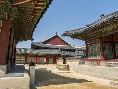 Gyeongbokgung.