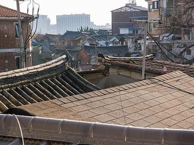 Bukchon Hanok Village, סיאול.