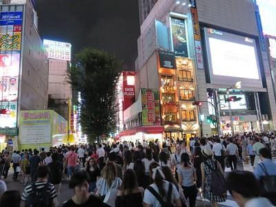 טוקיו בלילה
