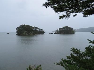 נופים במפרץ Matushima