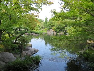 הגן היפני Koko-en