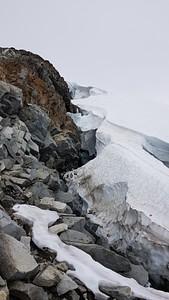 הקרחון מלמטה
