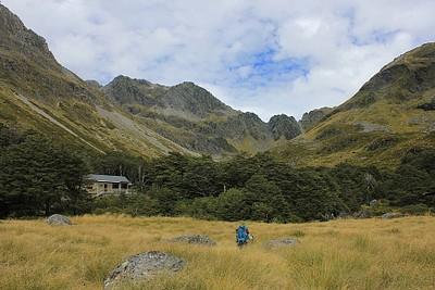 Upper Travers Hut