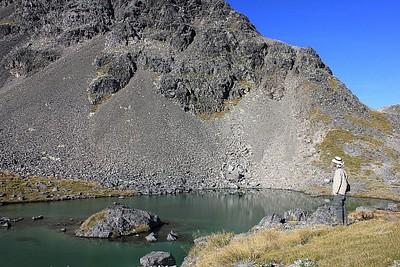 אגם יפה על הפאס