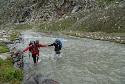 חציית הנהר