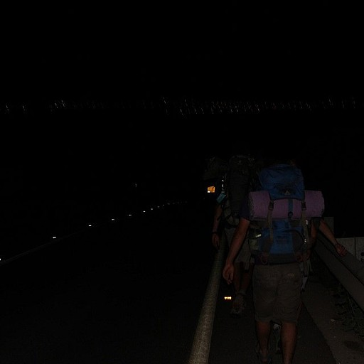 הליכה לארוך הכביש