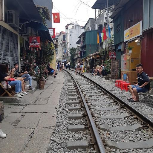 רחוב הרכבת