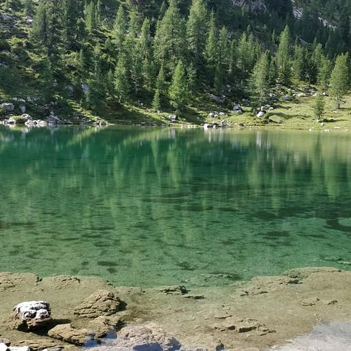 """האגם ה""""נסתר"""""""