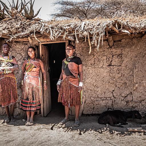 נשות שבט הדאטוגה