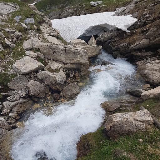 מים זורמים ב-TMB