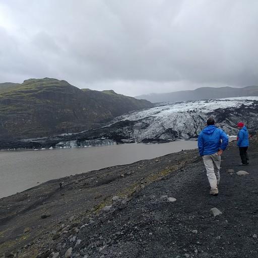 הליכה לקרחון