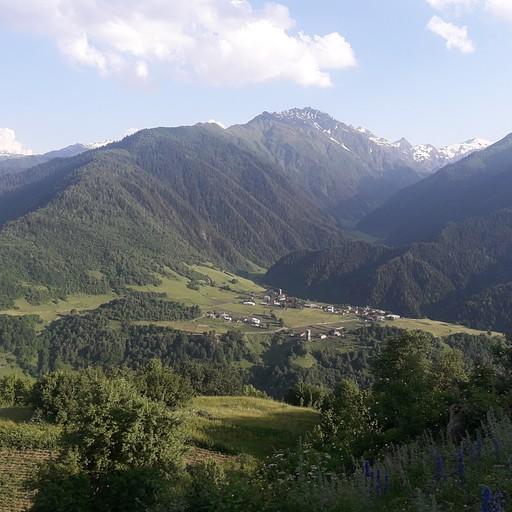 הכפר צבירמי