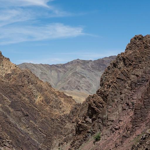 העמק שלאחר הפאס בסוף המסלול