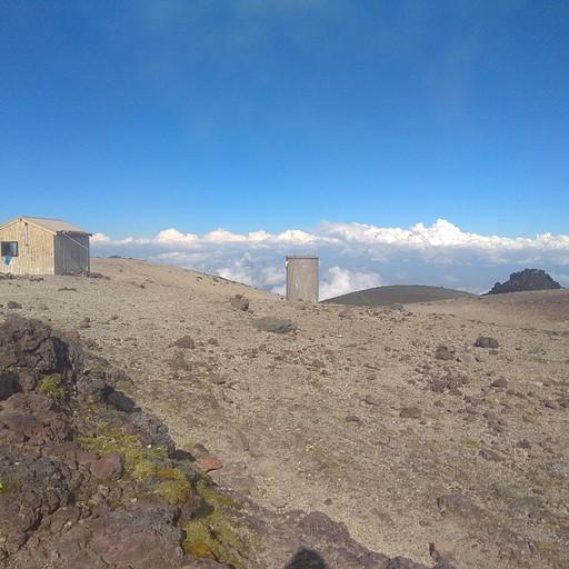 Symne Hut בTaranaki