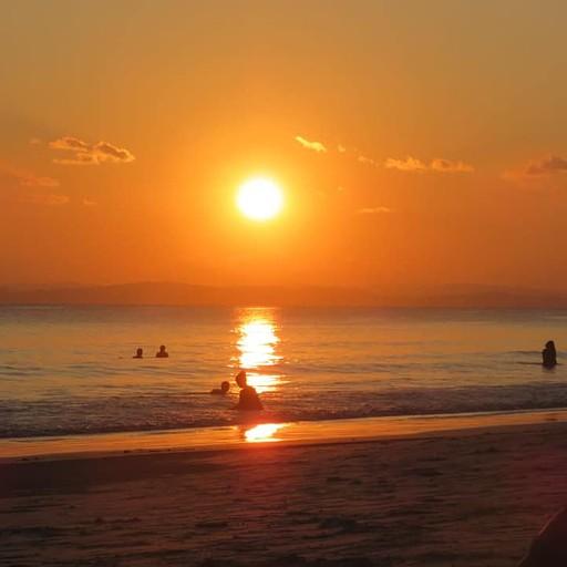 שקיעה בחוף 7