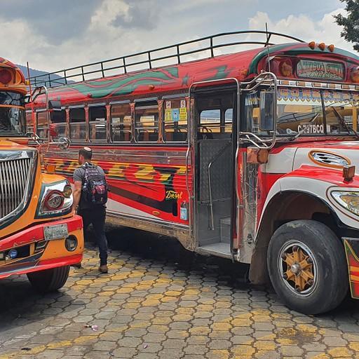 אנטיגואה טרמינל האוטובוסים