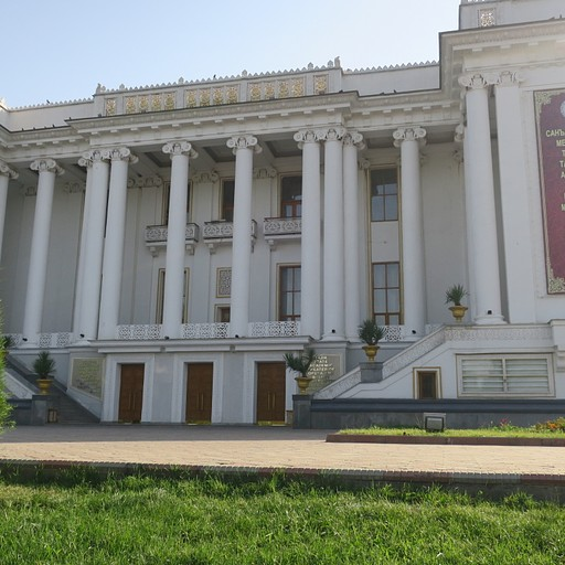 בית האופרה בדושנבה