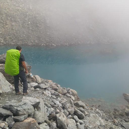 Lac du petit mont fort