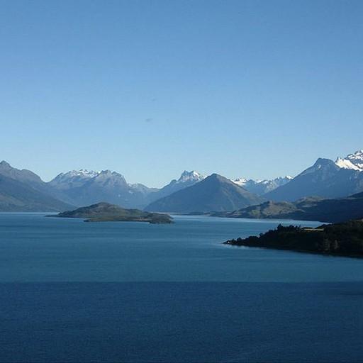 האגם הגדול בניו זילנד