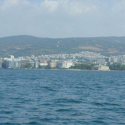 סלוניקי מהים
