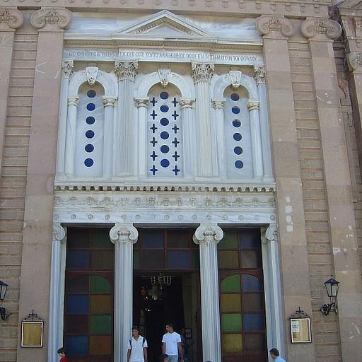 כנסייה בחיוס