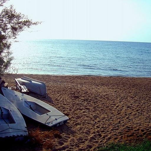 חופים יפים בלימנוס