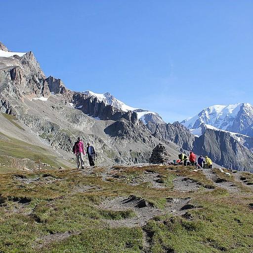 הפס Col de la Seigne