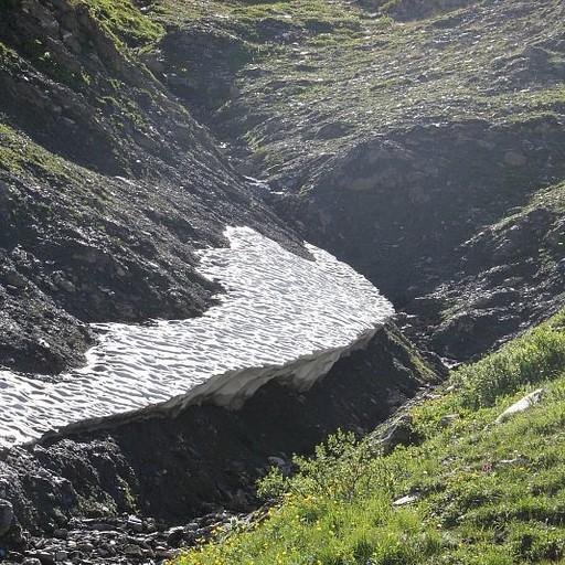 בעלייה לפס Grand Col Ferret